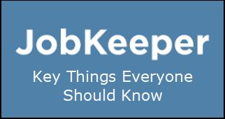 Jobkeeper Key Things