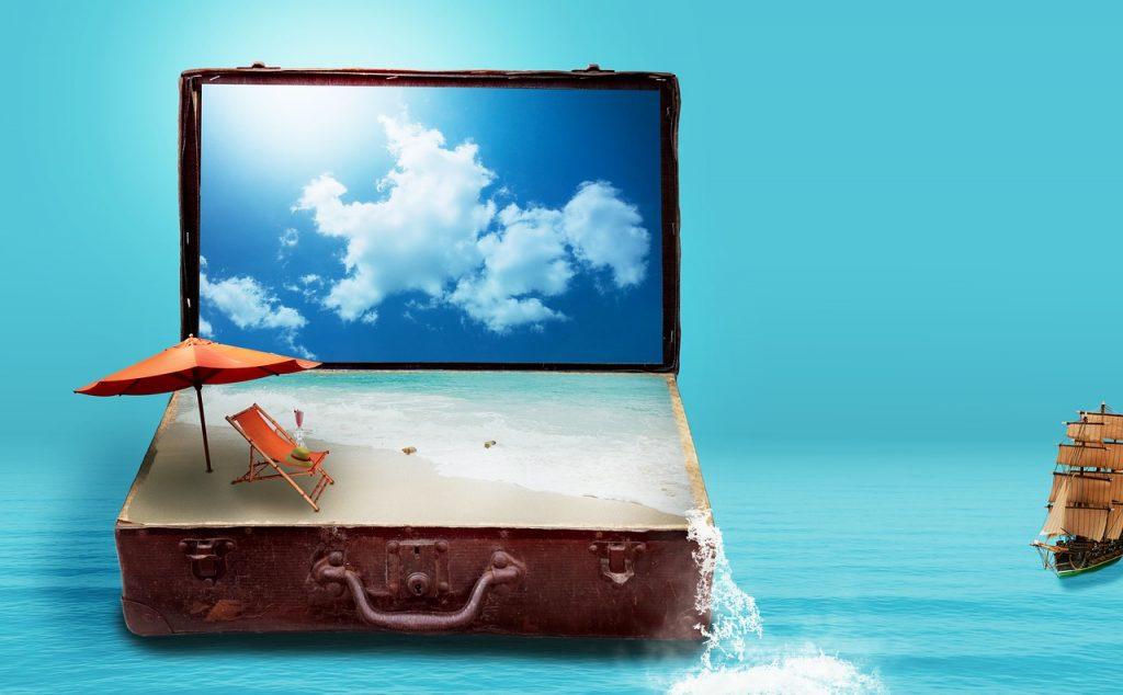 Suitcase Drea
